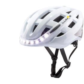 Lumos Kickstart Lite Helm Polar White